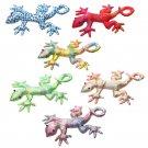 Collectable Gecko Design Medium Sand Animal Paperweight