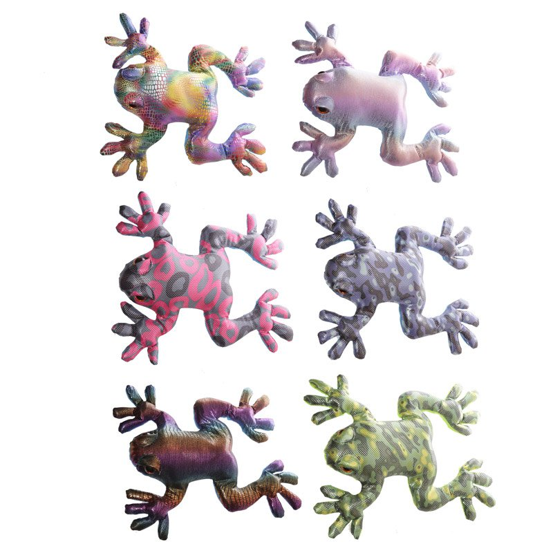 Cute Collectable Frog Design Large Sand Animal Paperweight
