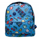 Kids School Rucksack / Backpack - Retro Gaming