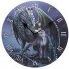 Dragon & Unicorn Protector Magick Lisa Parker Wall Clock