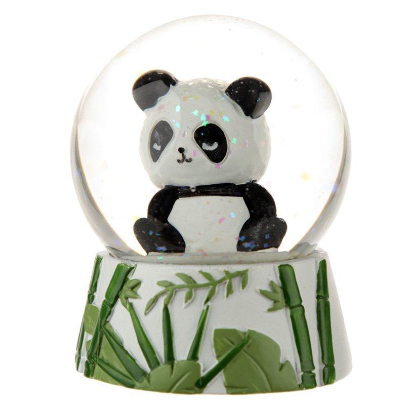 Panda Snow Globe