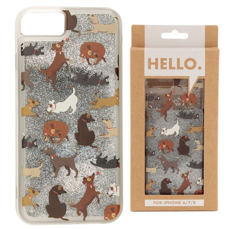 iPhone 6/7/8 Phone Case - Catch Patch Dog
