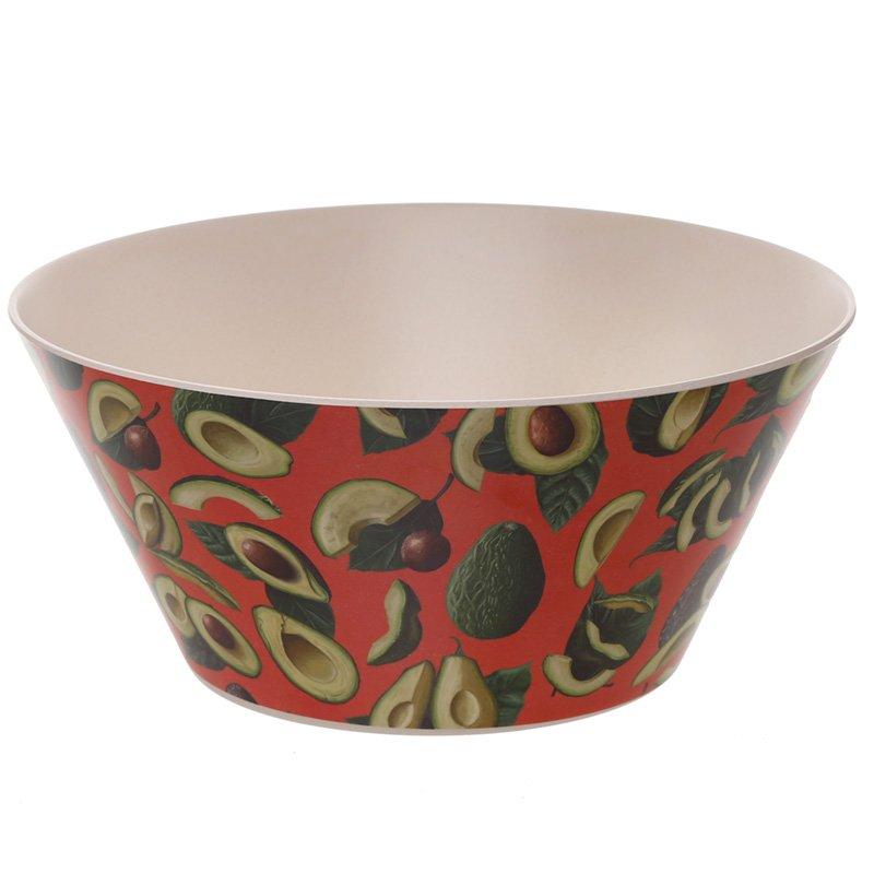 Avocado Eco Friendly Salad Bowl