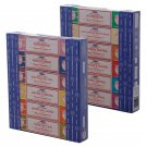 Nag Champa & Satya Incense Sticks Mix 1 - Set of 12 Packs