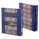 Nag Champa & Satya Incense Sticks Mix 2 - Set of 12 Packs