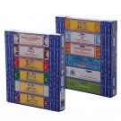 Nag Champa & Satya Incense Sticks Mix 4 - Set of 12 Packs