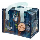 Spirit of the Night Lemur Zip Up Lunch Bag