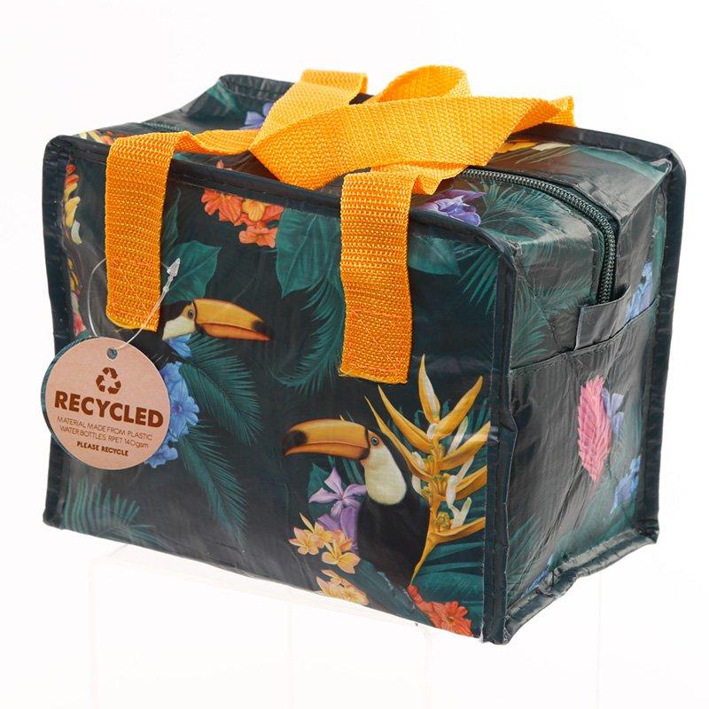 Toucan Party Zip Up Lunch Bag