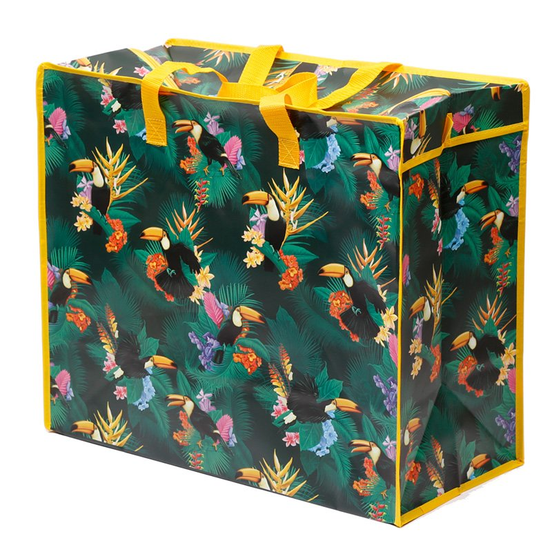 Laundry & Storage Bag - Toucan