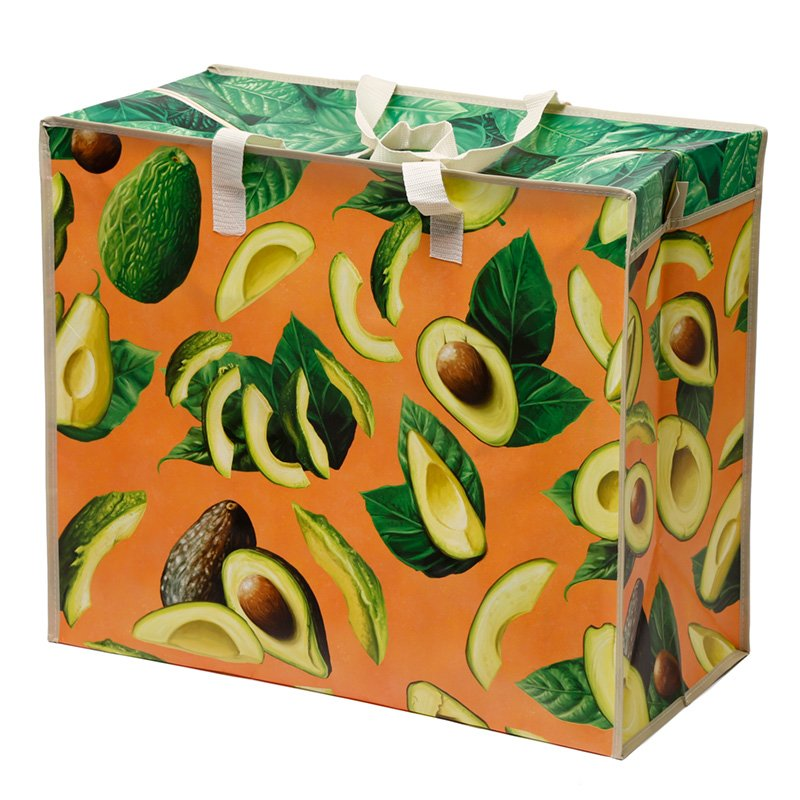 Laundry & Storage Bag - Avocado