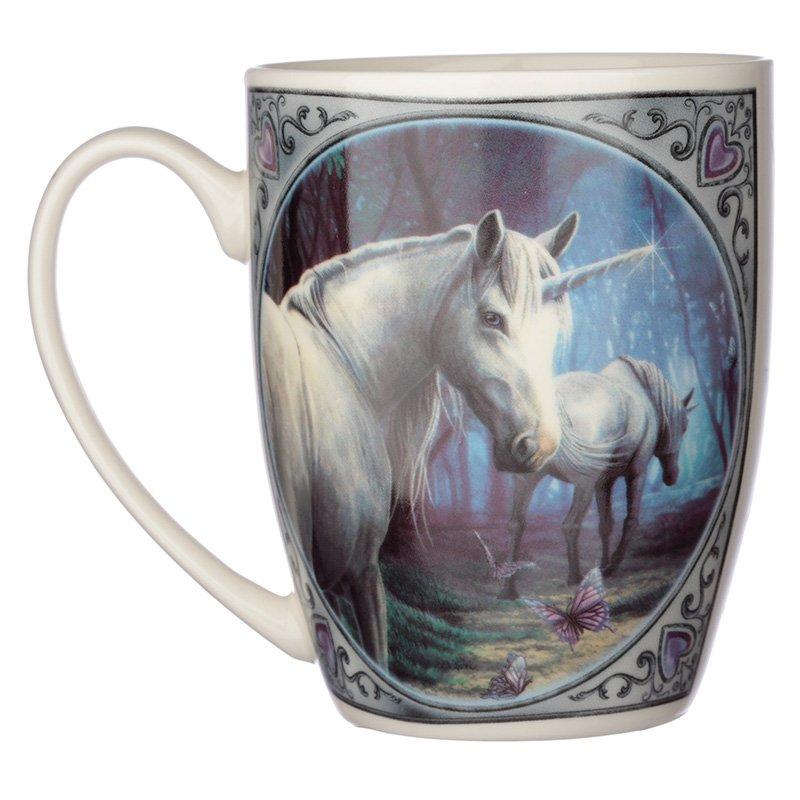 Bone China Mug - The Journey Home Unicorn