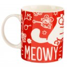 Bone China Mug - Simon's Cat Meowy Christmas