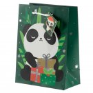 Panda Medium Christmas Gift Bag