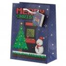 Game Over Medium Christmas Gift Bag