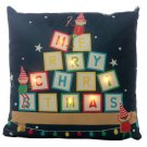LED Cushion - Christmas Elf