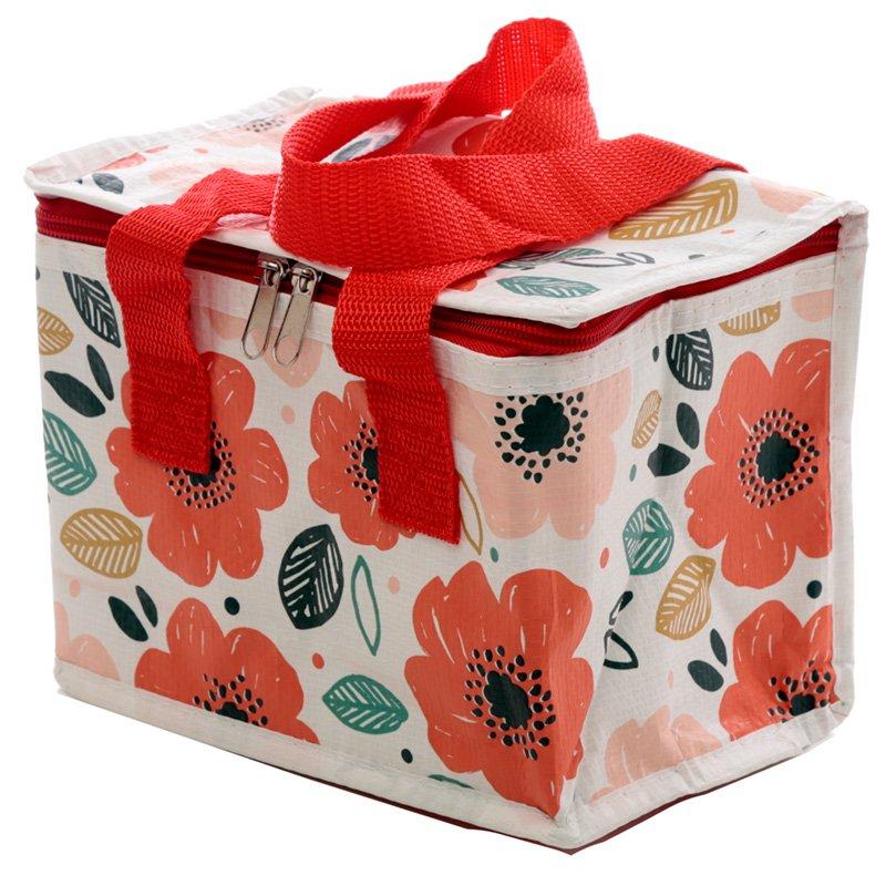 Poppy Fields Lunch Box Cool Bag