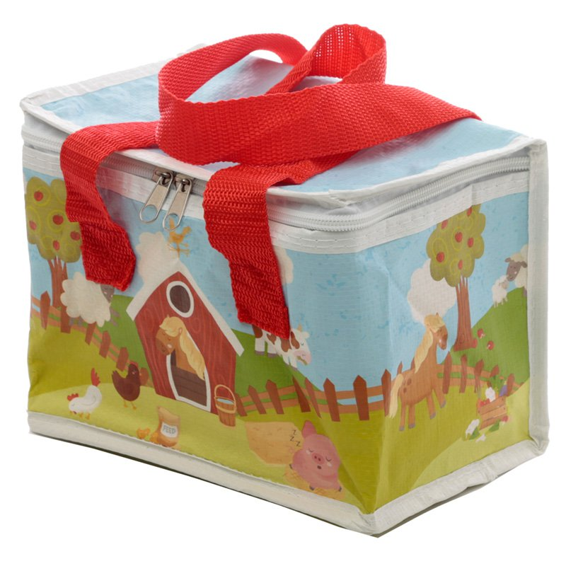 Brambly Bunch Farm Lunch Box Cool Bag