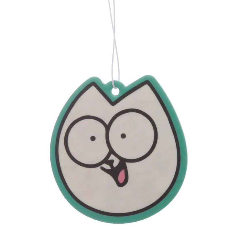 Simon's Cat Coconut Scented Air Freshener