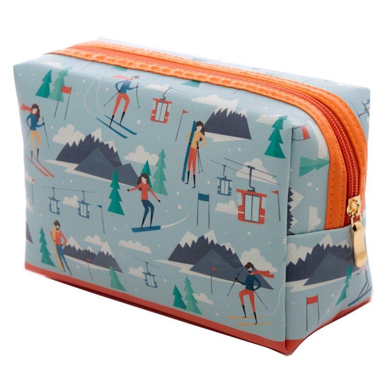 PVC Toiletry Bag - Peak Season Ski