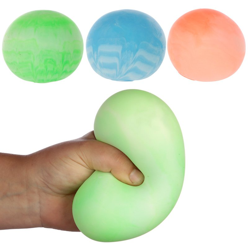 "Kids Squeezable Ball 9cm (3.5"")"