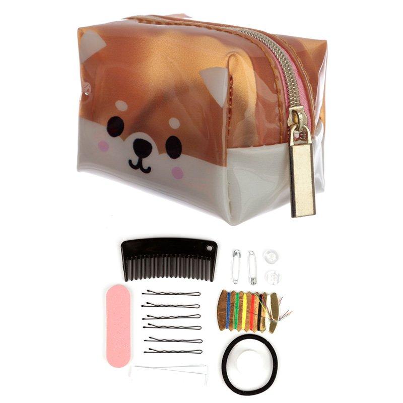 Emergency Travel Kit - Shiba Inu Dog