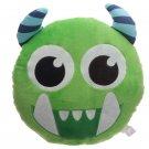 Green Plush Monstarz Monster Cushion