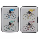 Contactless Protection Card Holder Wallet - Cycle Works Cycling (Assorted)