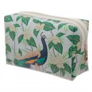 PVC Toiletry Bag - Peacock