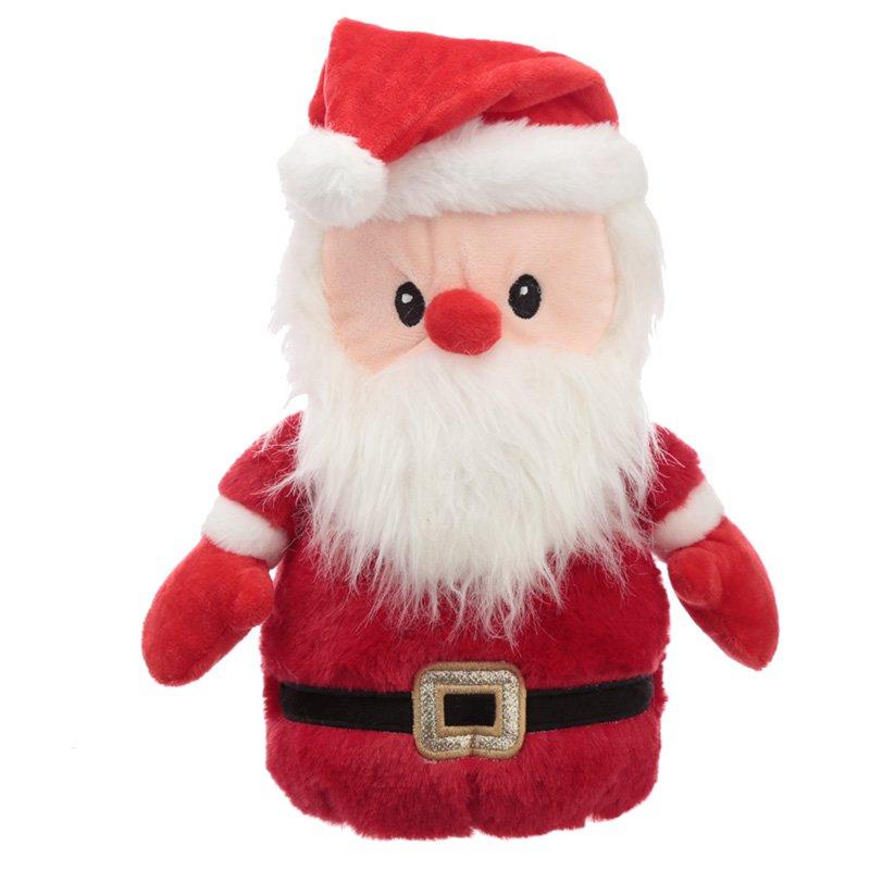 Christmas Santa Plush Door Stop