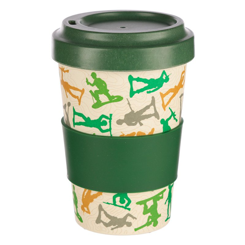 Eco Friendly Toy Soldier Travel Cup
