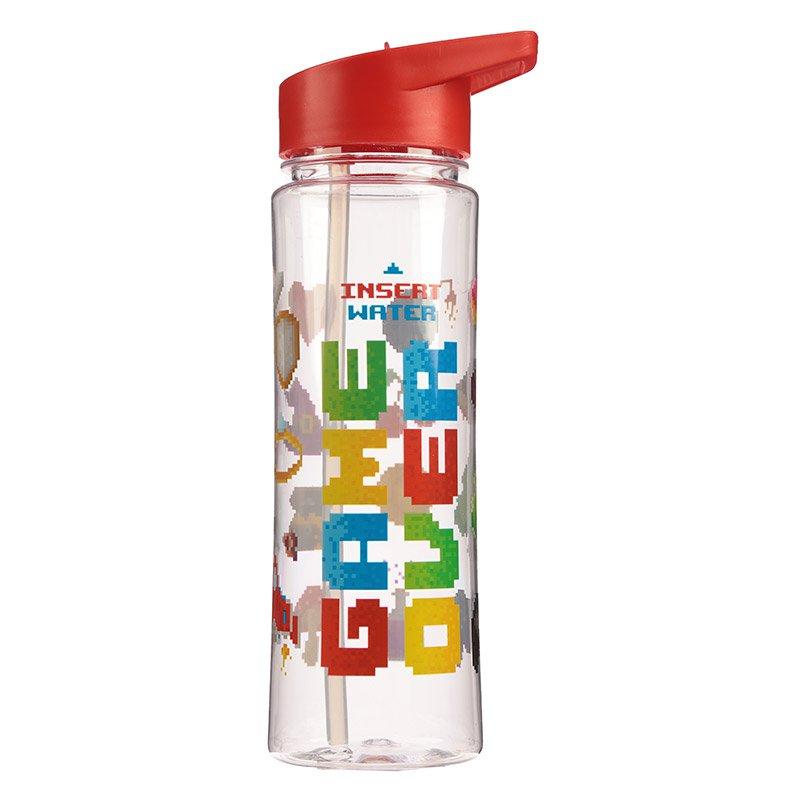 Game Over Design 500ml Water Bottle