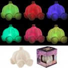 LED Nightlight - Colour Change Princess Carriage