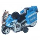 Kids Pull Back Diecast Motorbike (Assorted)