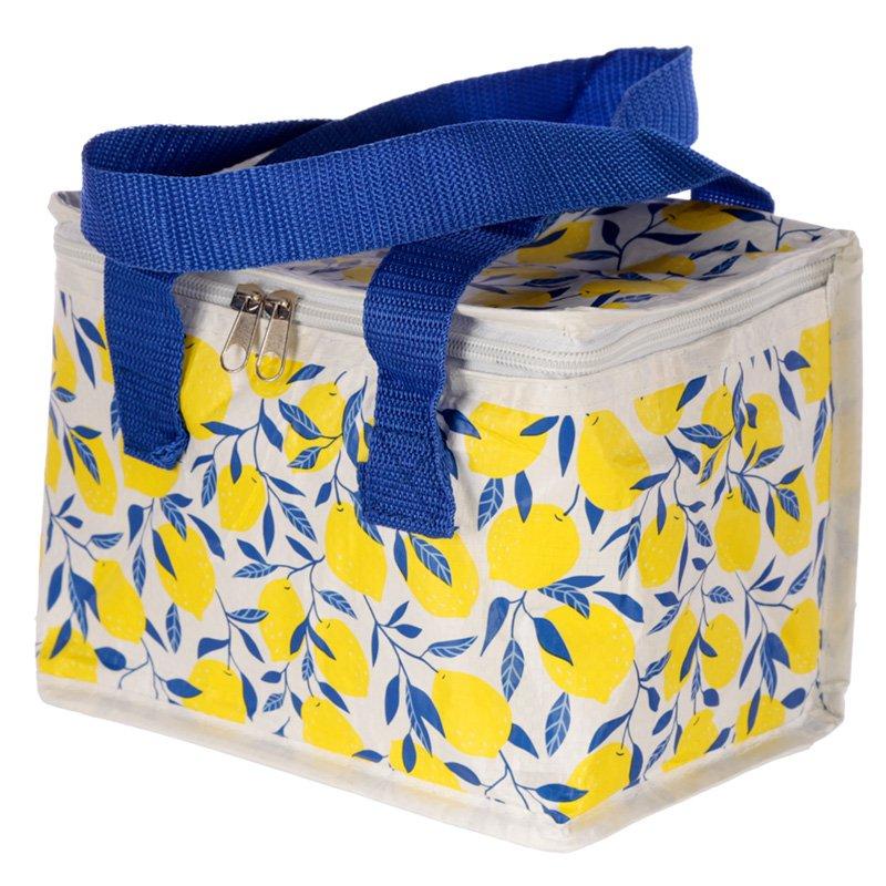 Lemons Lunch Box Cool Bag