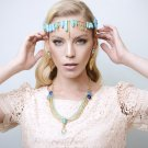Beautiful Gold Swarovski Earrings - Gold Earrings - Bridesmaids Earrings