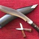 GURKHA SIRUPATE CHITLANGE KHUKURI KHUKRI KUKKRI KUKRI KNIFE 11 INCH FULL TANG