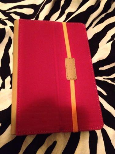 M-Edge Amazon Kindle Fire Pink Folio Case Cover Stand Folding Folio Jacket