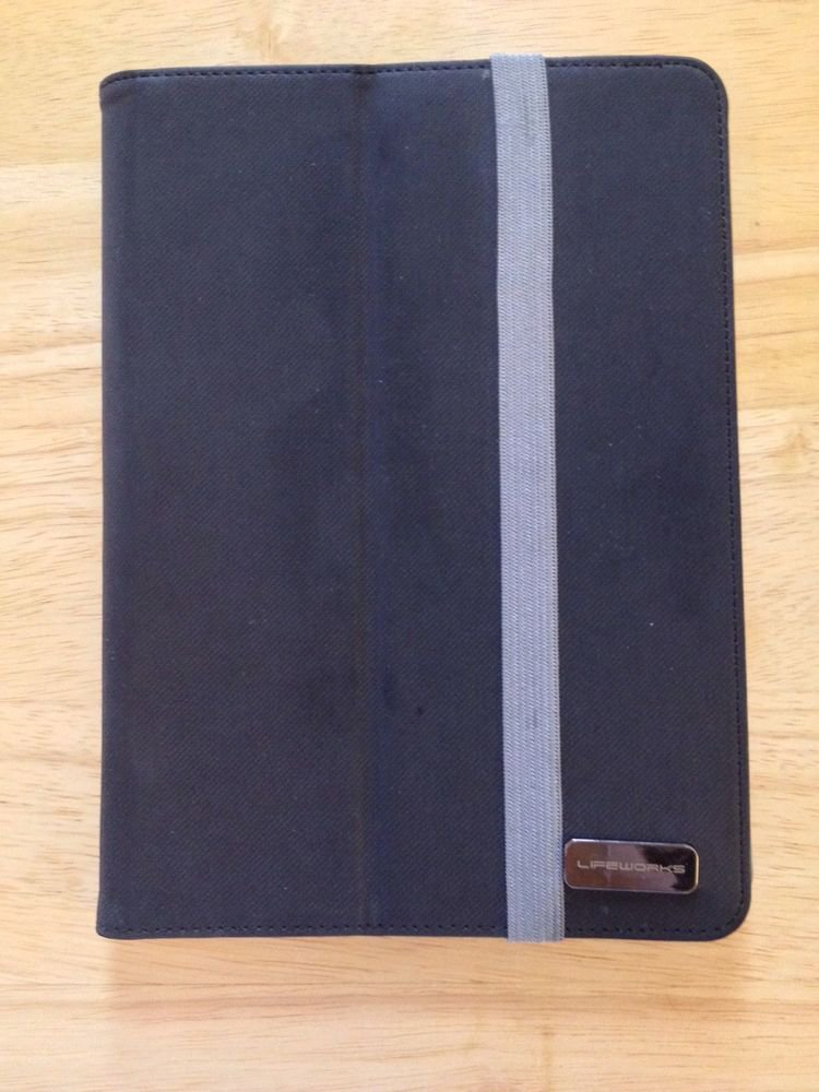 Lifeworks Universal Magnetic Swivel Folio  7-8 inch Tablet Case