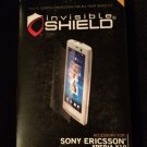 ZAGG InvisibleShield for Sony Ericsson Xperia X10 Screen Protector  Invisible Sh
