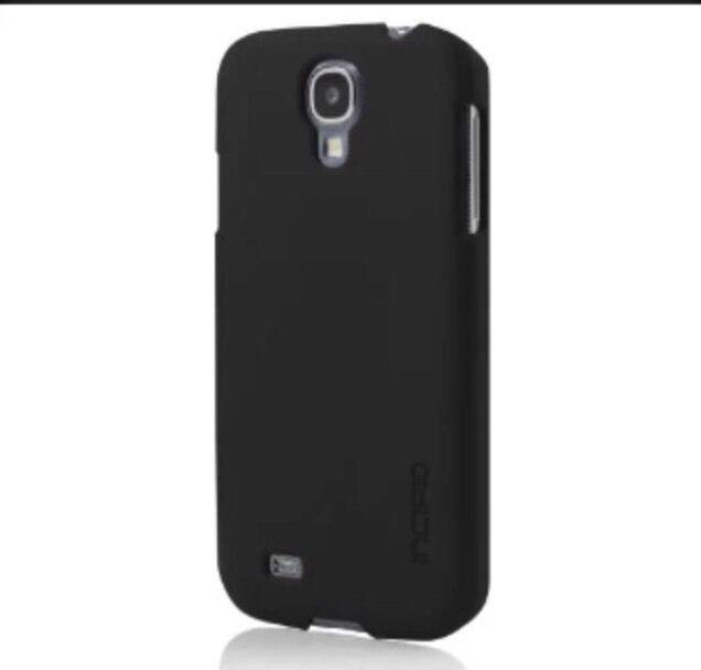 Incipio Feather Ultra Thin Case Cover Samsung Galaxy S4 Skin  Black