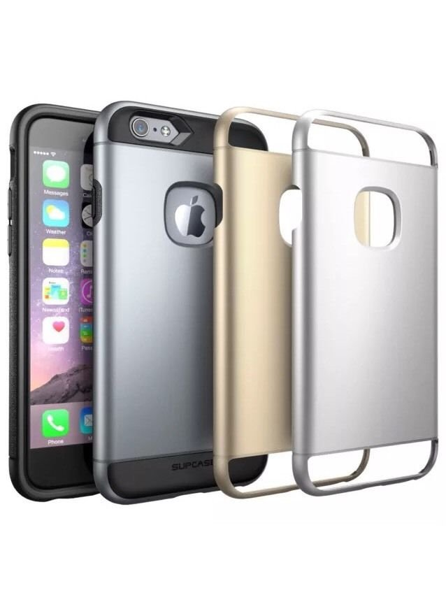 iPhone 6S Case SUPCASE 2 Layer  with 3 Interchangeable Covers for Apple iPhone