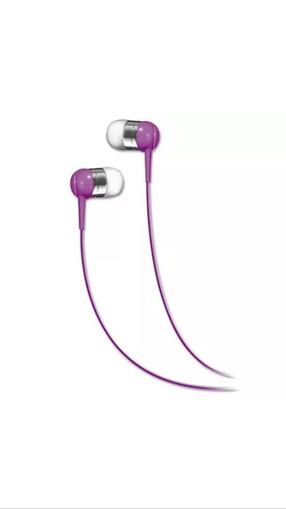 Maxell M2 in-ear Earbuds Pink  Micro Earbuds Headphones  190279