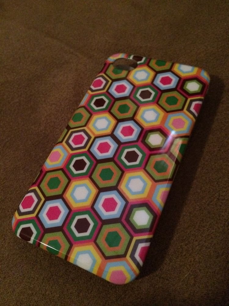 Fashionation MacBeth Collection iPhone 4/4S Hard Case Cover Disco Collection