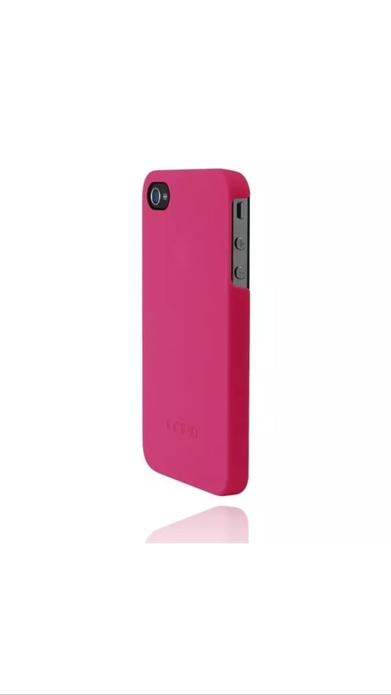 Apple iPhone 4 4s Incipio Feather Ultra Thin Case Cover Pink Barely There