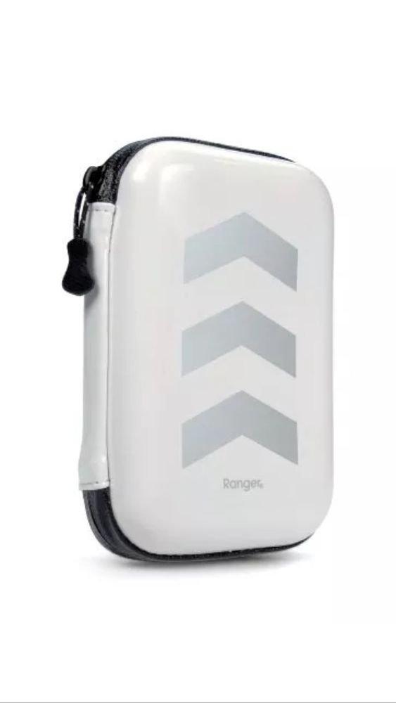 Cygnett Ranger Pro.Tech Water Resistant Hard She'll Protective Case Glossy White