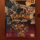 Nintendo DS Vol. 1 Pokemon Diamond & Pearl Version Scenario Guide w/ Poster
