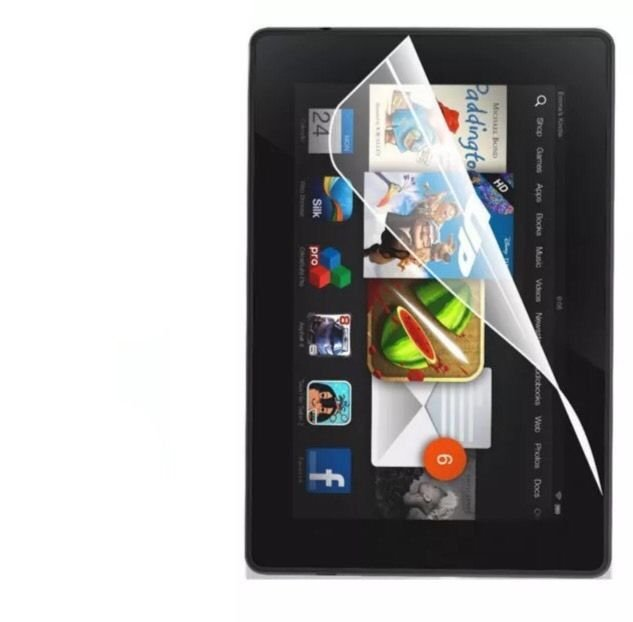 """myGear LifeGuard Screen Protector for Amazon Kindle Fire HD 7"""" 3 pack"""