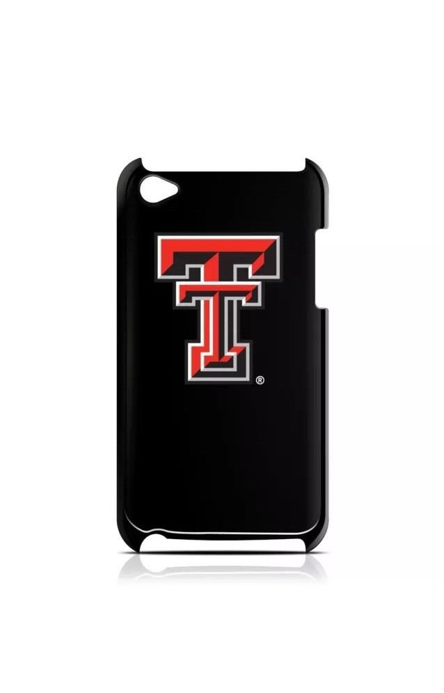Tribeca iPod Touch 4 4th Gen Varsity Jacket Texas Tech  TT Black