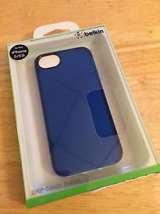 Belkin Grip Candy Sheer for Apple iPhone 5 5S  Blue & Overcast