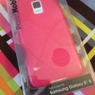 PointMobl Gel Cell Case for Samsung Galaxy S5 Iridescent Magenta 1710355